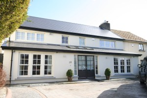 Complete refurbishment of a 1920's two storey dwelling
