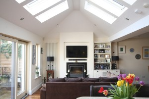 Renovation and extension